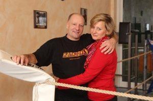 Susanne und Olaf Jessen - Hankook Sportcenter in Hamburg